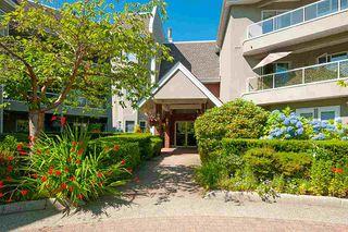 Photo 1: 210 2020 CEDAR VILLAGE Crescent in North Vancouver: Westlynn Condo for sale : MLS®# R2482683