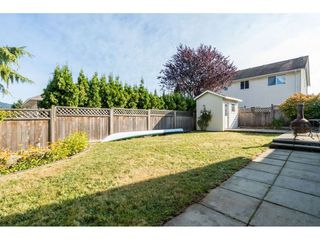 "Photo 32: 33755 VERES Terrace in Mission: Mission BC House for sale in ""Veres Terrace"" : MLS®# R2494592"