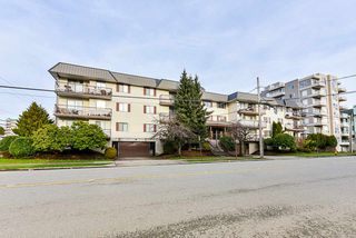 "Photo 1: 211 45749 SPADINA Avenue in Chilliwack: Chilliwack W Young-Well Condo for sale in ""Chilliwack Gardens"" : MLS®# R2527210"