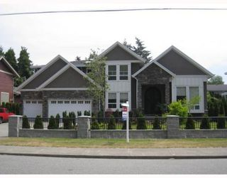 Photo 1: 3530 PHILLIPS AV in Burnaby: House for sale : MLS®# V772188