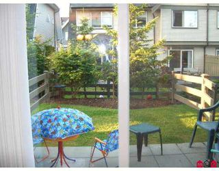 "Photo 5: 77 15871 85TH Avenue in Surrey: Fleetwood Tynehead Townhouse for sale in ""Huckleberry"" : MLS®# F2716364"