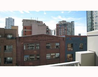 "Photo 10: 504 1228 HOMER Street in Vancouver: Downtown VW Condo for sale in ""THE ELLISON"" (Vancouver West)  : MLS®# V712393"