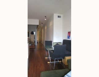 "Photo 6: 504 1228 HOMER Street in Vancouver: Downtown VW Condo for sale in ""THE ELLISON"" (Vancouver West)  : MLS®# V712393"