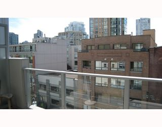 "Photo 9: 504 1228 HOMER Street in Vancouver: Downtown VW Condo for sale in ""THE ELLISON"" (Vancouver West)  : MLS®# V712393"