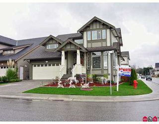 "Photo 1: 7304 200A Street in Langley: Willoughby Heights House for sale in ""Jericho Ridge"" : MLS®# F2626072"