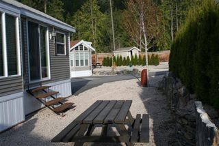Main Photo: 2698 Blind Bay Road  # Site B24 in : Blind Bay Park Model Cottage for sale (Shuswap)