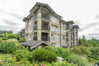 Photo 1: 407 3082 DAYANEE SPRINGS BOULEVARD in Coquitlam: Westwood Plateau Condo for sale : MLS®# R2389604