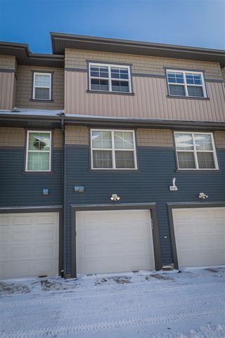 Photo 19: 553 ORCHARDS Boulevard in Edmonton: Zone 53 Townhouse for sale : MLS®# E4184152