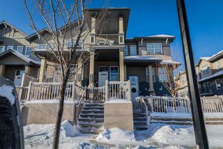 Photo 1: 553 ORCHARDS Boulevard in Edmonton: Zone 53 Townhouse for sale : MLS®# E4184152