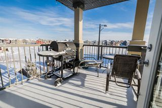 Photo 20: 553 ORCHARDS Boulevard in Edmonton: Zone 53 Townhouse for sale : MLS®# E4184152