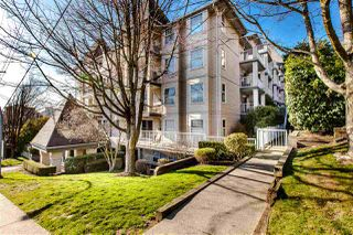 "Photo 17: 209 1035 AUCKLAND Street in New Westminster: Uptown NW Condo for sale in ""QUEEN'S TERRACE"" : MLS®# R2438580"