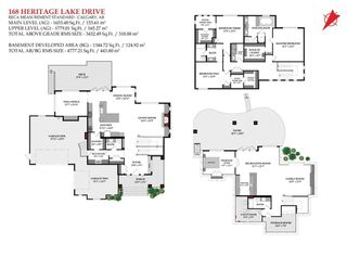 Photo 47: 168 Heritage Lake Drive: Heritage Pointe Detached for sale : MLS®# A1016292