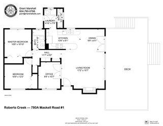 Photo 31: 780 MASKELL Road: Roberts Creek House for sale (Sunshine Coast)  : MLS®# R2490408