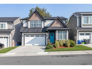 "Main Photo: 27173 35B Avenue in Langley: Aldergrove Langley House for sale in ""The Meadows"" : MLS®# R2495836"