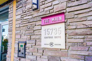 "Photo 3: 407 15735 CROYDON Drive in Surrey: Grandview Surrey Condo for sale in ""THE MAIN AT MORGAN CROSSING"" (South Surrey White Rock)  : MLS®# R2505146"