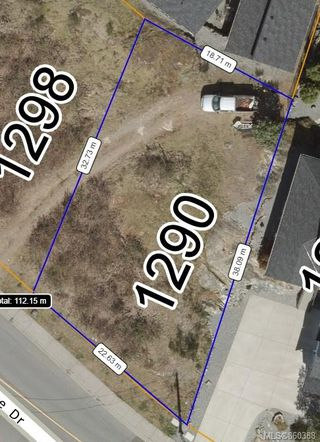 Main Photo: 1290 College Dr in : Na University District Land for sale (Nanaimo)  : MLS®# 860388