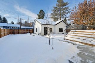 Photo 48: 8808 146 Street in Edmonton: Zone 10 House for sale : MLS®# E4221450