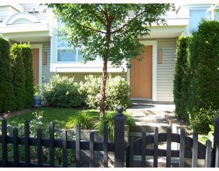 """Photo 1: 6711 VILLAGE GREEN BB in Burnaby: Middlegate BS Townhouse for sale in """"MONTEREY"""" (Burnaby South)  : MLS®# V662425"""