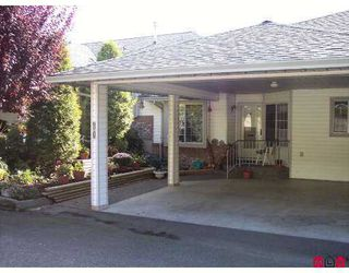 """Photo 2: 30 3351 HORN Street in Abbotsford: Central Abbotsford Townhouse for sale in """"Evansbrook Estates"""" : MLS®# F2726821"""