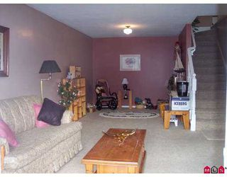 """Photo 8: 30 3351 HORN Street in Abbotsford: Central Abbotsford Townhouse for sale in """"Evansbrook Estates"""" : MLS®# F2726821"""