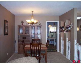 """Photo 4: 30 3351 HORN Street in Abbotsford: Central Abbotsford Townhouse for sale in """"Evansbrook Estates"""" : MLS®# F2726821"""