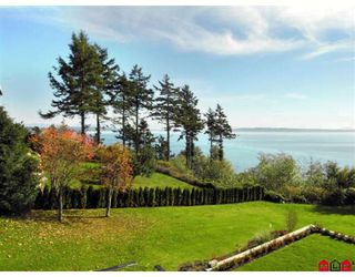 Photo 3: Ocean Front Estate Home - 12990 13TH AV in White Rock: House for sale : MLS®# Ocean Front Estate Home