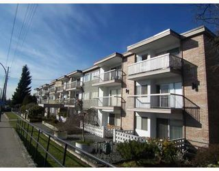 "Photo 1: 301 605 COMO LAKE Avenue in Coquitlam: Coquitlam West Condo for sale in ""CENTENNIAL HOUSE"" : MLS®# V690931"