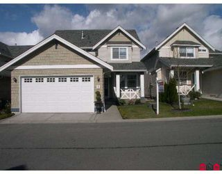 Photo 1: 5 7067 189TH Street in Surrey: Clayton House for sale (Cloverdale)  : MLS®# F2805431