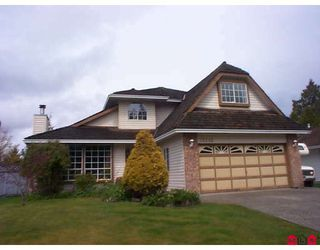 """Photo 1: 15715 92A Avenue in Surrey: Fleetwood Tynehead House for sale in """"Belair Estates"""" : MLS®# F2812256"""