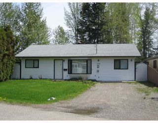 "Photo 1: 5748 LEHMAN Street in Prince_George: N79PGHW House for sale in ""HART HWY"" (N79)  : MLS®# N183120"