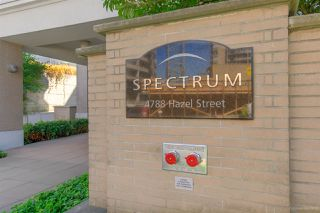 "Photo 2: 1604 4788 HAZEL Street in Burnaby: Forest Glen BS Condo for sale in ""SPECTRUM"" (Burnaby South)  : MLS®# R2403135"
