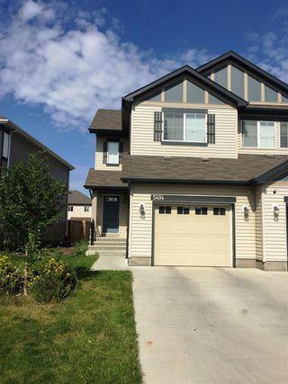 Photo 1: 5414 15 Avenue in Edmonton: Zone 53 House Half Duplex for sale : MLS®# E4173089