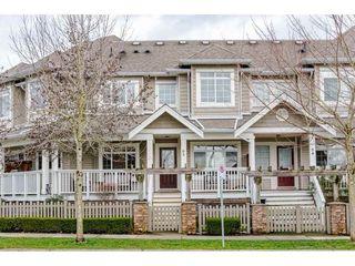 "Main Photo: 65 6852 193 Street in Surrey: Clayton Townhouse for sale in ""INDIGO"" (Cloverdale)  : MLS®# R2427614"