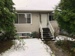 Main Photo: 4995 ST. CATHERINES Street in Vancouver: Fraser VE House for sale (Vancouver East)  : MLS®# R2427991