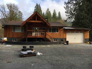 "Photo 1: 14708 SYLVESTER Road in Mission: Dewdney Deroche House for sale in ""CASCADE CREEK"" : MLS®# R2430997"