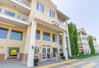 Photo 1: 325 2741 55 Street in Edmonton: Zone 29 Condo for sale : MLS®# E4186301