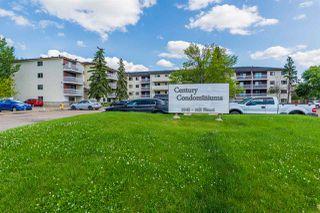 Photo 1: 417 1945 105 Street in Edmonton: Zone 16 Condo for sale : MLS®# E4208380