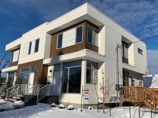 Photo 1: 14810 98 Avenue in Edmonton: Zone 10 Townhouse for sale : MLS®# E4221536