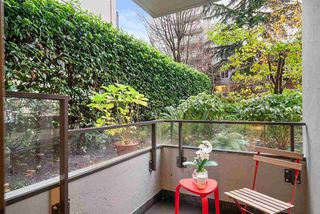 """Photo 14: 103 1108 NICOLA Street in Vancouver: West End VW Condo for sale in """"THE CHARTWELL"""" (Vancouver West)  : MLS®# R2520362"""
