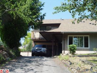 "Photo 1: 2723 SANDON DR in ABBOTSFORD: Abbotsford East 1/2 Duplex for rent in ""MCMILLAN"" (Abbotsford)"
