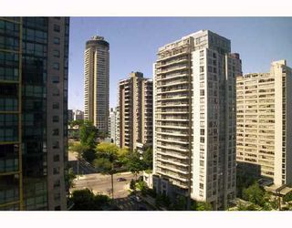 """Photo 6: 1012 1333 W GEORGIA Street in Vancouver: Coal Harbour Condo for sale in """"QUBE"""" (Vancouver West)  : MLS®# V658103"""