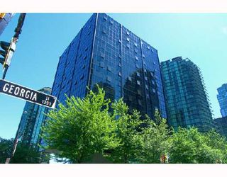 """Photo 10: 1012 1333 W GEORGIA Street in Vancouver: Coal Harbour Condo for sale in """"QUBE"""" (Vancouver West)  : MLS®# V658103"""