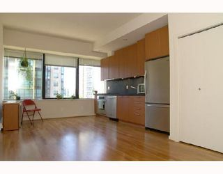 """Photo 3: 1012 1333 W GEORGIA Street in Vancouver: Coal Harbour Condo for sale in """"QUBE"""" (Vancouver West)  : MLS®# V658103"""