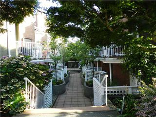 "Photo 8: # 203 1045 W 8TH AV in Vancouver: Fairview VW Condo for sale in ""GREENWOOD PLACE"" (Vancouver West)  : MLS®# V907351"