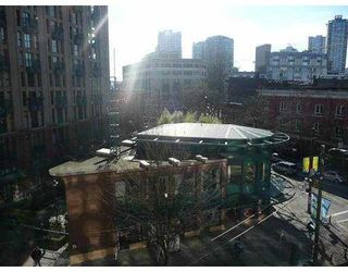"""Photo 7: 407 1 E CORDOVA Street in Vancouver: Downtown VE Condo for sale in """"CARRALL STREET STATION"""" (Vancouver East)  : MLS®# V689852"""