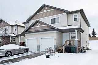 Photo 1: 2 HARTWICK Landing: Spruce Grove House Half Duplex for sale : MLS®# E4179769
