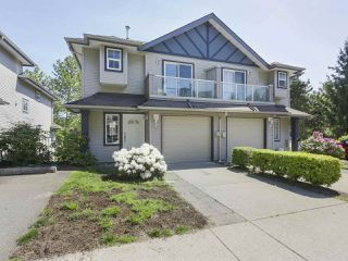 "Photo 1: 7 11229 232 Street in Maple Ridge: Cottonwood MR Townhouse for sale in ""FOXFIELD"" : MLS®# R2428859"