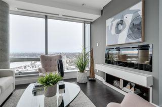 Photo 4: 2603 11969 Jasper Avenue in Edmonton: Zone 12 Condo for sale : MLS®# E4185952