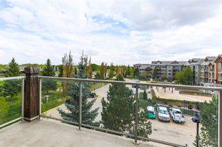 Photo 30: 408 278 SUDER GREENS Drive in Edmonton: Zone 58 Condo for sale : MLS®# E4186815