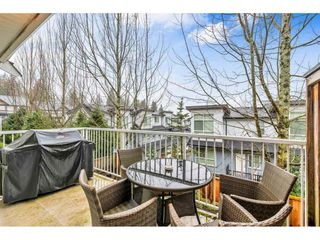 "Photo 19: 21 6110 138 Street in Surrey: Sullivan Station Townhouse for sale in ""SENECA WOODS"" : MLS®# R2436606"